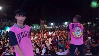 KUTU LONCAT - Bassgilano (Live Perform) Manado Independent School
