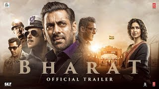 Actor Salman Khan New Movie Bharat Trailer Released