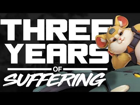 So Overwatch is 3 years old