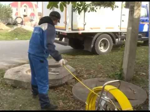 Легализация врезок в водопровод