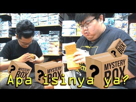 Beli Mysterious Box Gundam! Isinya Asik Woi!