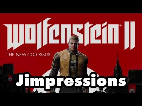 Wolfenstein II: The New Colossus – Nazi Alligators Must Die (Jimpressions) video thumbnail