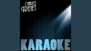 Un Rien Me Fait Chanter (Karaoke Version)