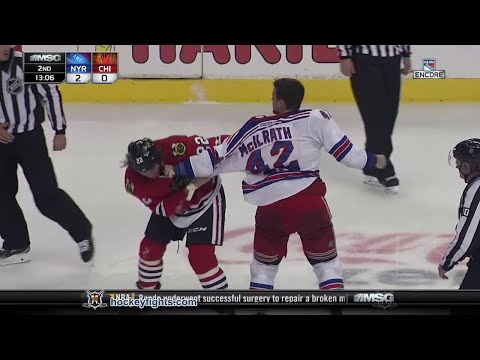 Pierre-Cedric Labrie vs. Dylan McIlrath