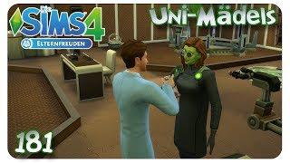 Tag der Wissenschaft #181 Die Sims 4: Uni Mädels Elternfreuden - Let's Play