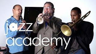 Collective Improvisation in New Orleans Jazz