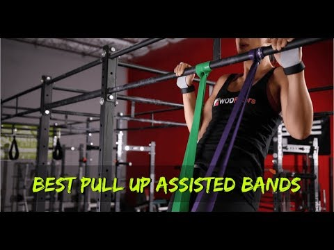 5 Best Pull Up Assisted Bands Compared For 2019
