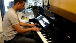Alicia Keys - Harlems Nocturne piano cover von umut
