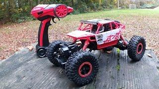 HB Rock Crawler - 1/18 RC Car von Lightake.com // Vorstellung & Testfahrt