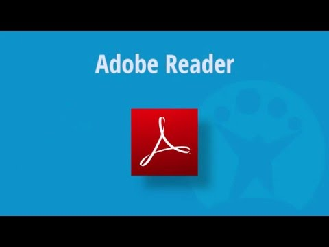 How to edit a PDF with Adobe Reader X
