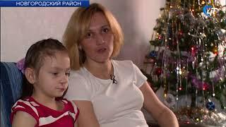 В Новгородской области продолжается областной благотворительный марафон «Рождественский подарок»