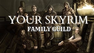 ✔ Which Skyrim Guild/Faction You Really Belong to?