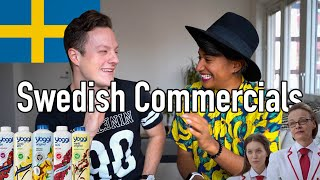Reacting To Swedish Commercials