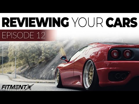 Reviewing YOUR Cars in Our Gallery! Ep. 12