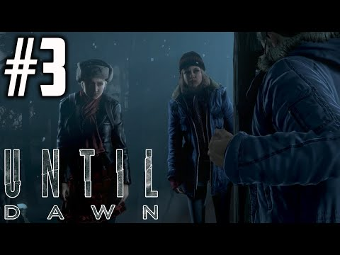 DEODORANTBUS ! - Until Dawn #3 (Until Dawn Let's Play 1080p)