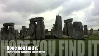 Hide and Seek by Howard Jones (Video by Jane Richardson)