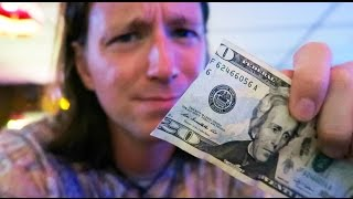 CAN YOU SPEND A RIPPED $20 BILL? (7-21-15) [561]