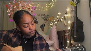 Happy Without Me :(    ChloexHalle (cover)