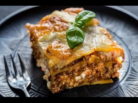 You Got to see this video The Best Homemade Lasagna?!