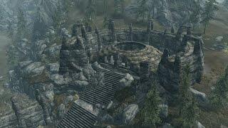 Skyrim - Requiem (Priest). 3 - В гостях у бандитов