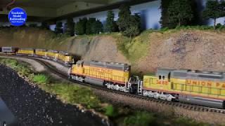 Trackside Model Railroading Episode 01 Of The Union Pacific's La Grande Sub In N Scale