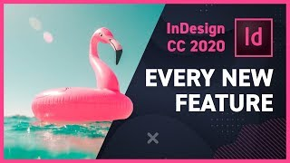 Everything New In Adobe InDesign CC 2020