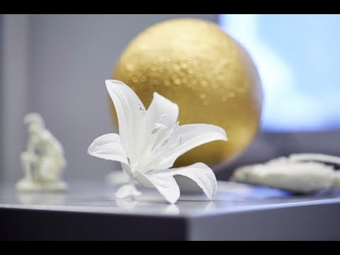 3D printing replicas from plastic and plaster