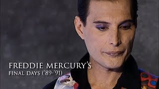 Freddie Mercurys Final Days - From Miracle To Innuendo (2019 Tribute Video)