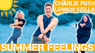 Summer Feelings - Lennon Stella feat. Charlie Puth | Caleb Marshall | Dance Workout