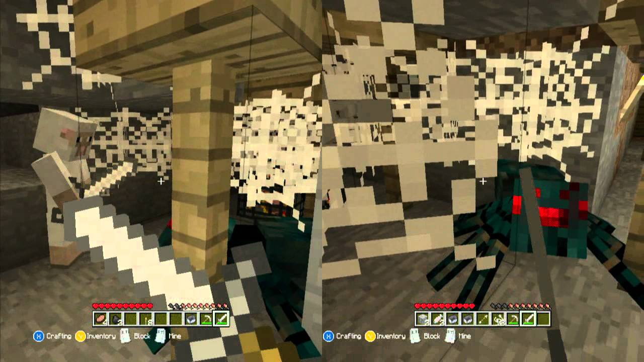 Minecraft On Xbox 360 Gets A Big Pile Of Updates, Including Creative Mode