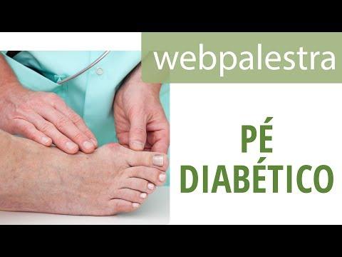 Cuidados médicos de pacientes com síndrome Padrão pé diabético