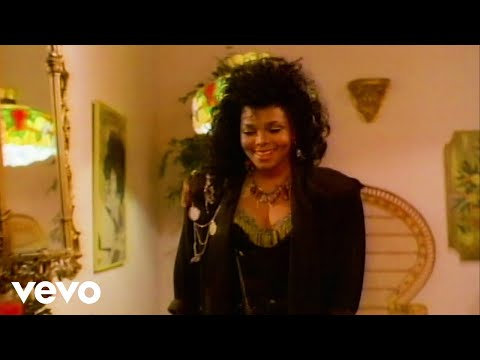 Janet Jackson - When I Think Of You video