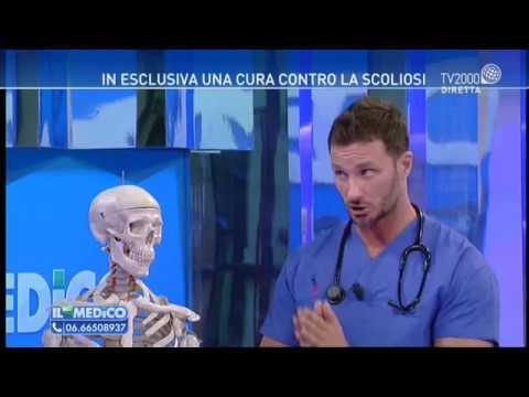 Toracica e della colonna vertebrale cervicale
