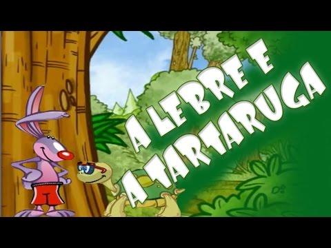 Música A Lebre e a Tartaruga