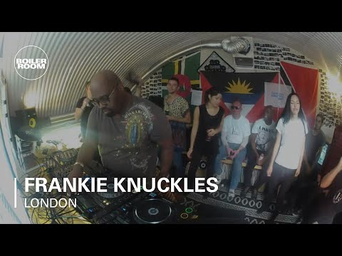 Music R I P Frankie Knuckles The Day House Music Went