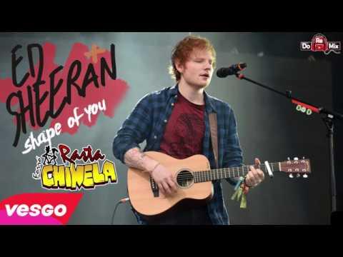 Ed Sheeran Shape of you VERSÃO RASTA CHINELA