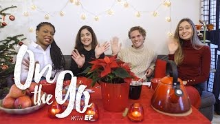 On the go with EF #16 – Holiday Q&A with Kendra, Elenor, Filip & Maria