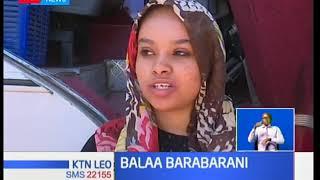 Msongamano katika barabara ya Naivasha – Nairobi  waandamanaji wakitaka hatua dhidi ya Charity Ngilu