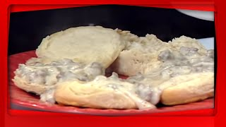 Yummy Biscuits and Gravy