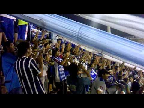 """""""La Banda Del Expreso - Godoy Cruz"""" Barra: La Banda del Expreso • Club: Godoy Cruz"""