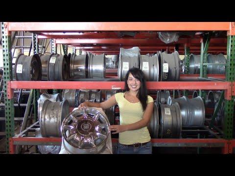 Factory Original Cadillac ELR Rims & OEM Cadillac ELR Wheels – OriginalWheel.com