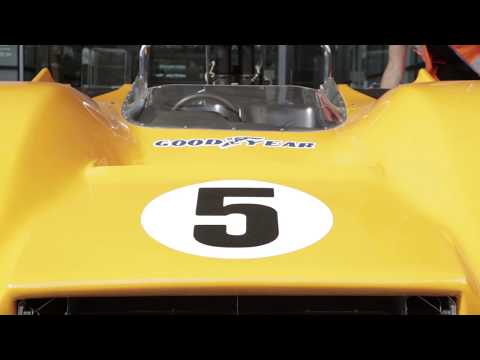A Minute's Noise: Celebrating the Life of Bruce McLaren
