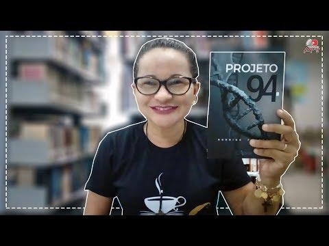 Resenha: PROJETO 94 #1/ Rodrigo Fonseca