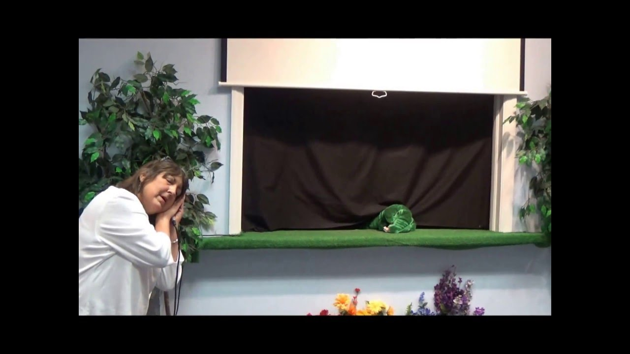 Puppet Show for kids - My Friends