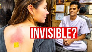 Getting A Magical Thai Tattoo To Cure Anxiety (Sak Yant)