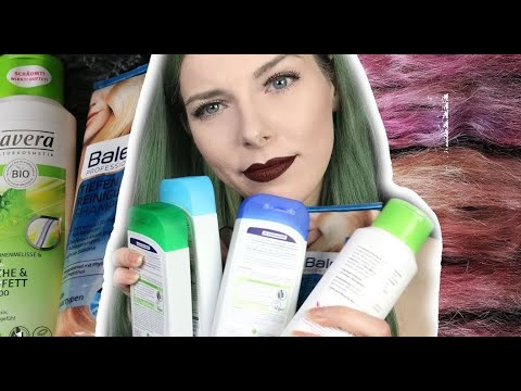 HAARFARBE AUSWASCHEN - Welche Shampoos funktionieren AM BESTEN?