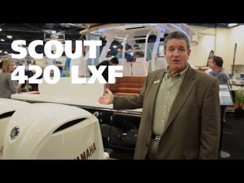 2021 Scout                                                              420 LXF Image Thumbnail #1