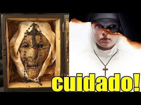 """La historia REAL de """"La Monja"""" que la Iglesia NO Quiere que Sepas"""