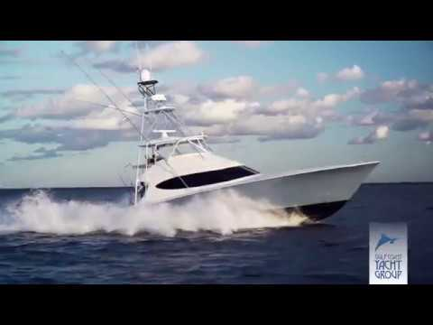 Hatteras Carolina Series GT59 video