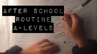 After School/Evening Routine (Study With Me) ~ Shannon Nath